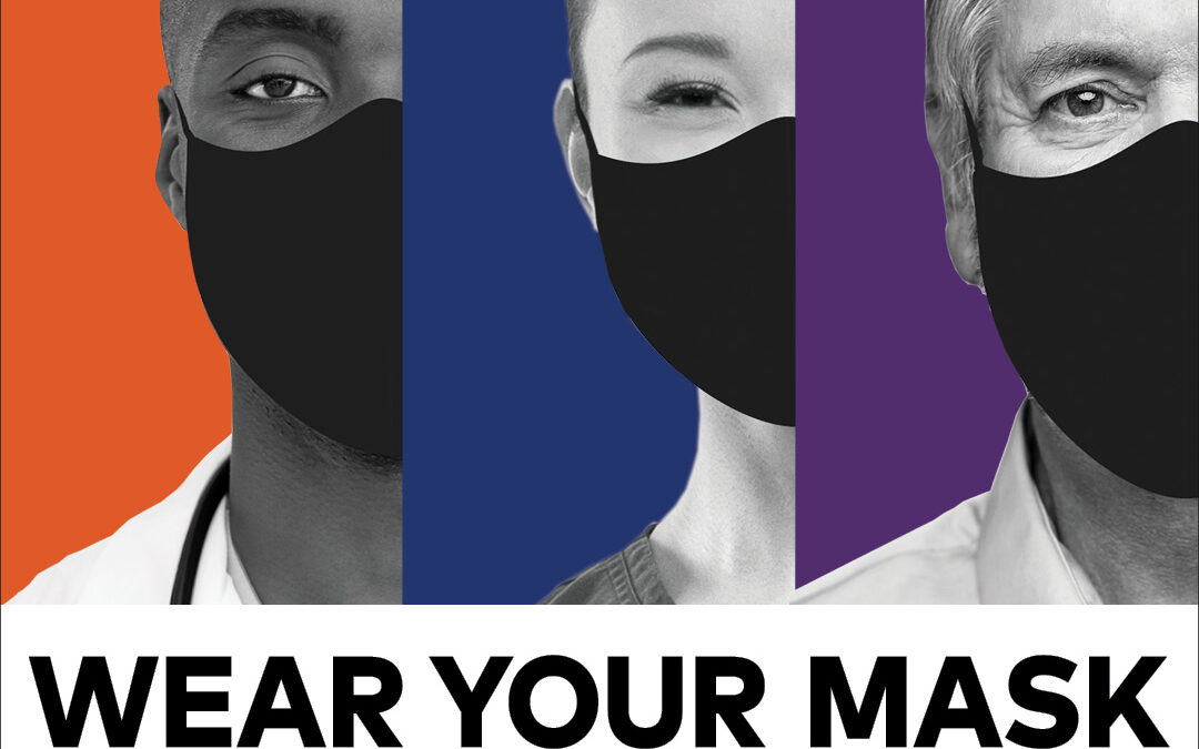 Virginia health systems CMOs lead Mask Up initiative